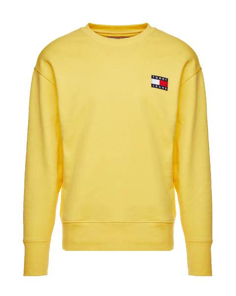 Sudadera amarilla de Tommy Hilfiger