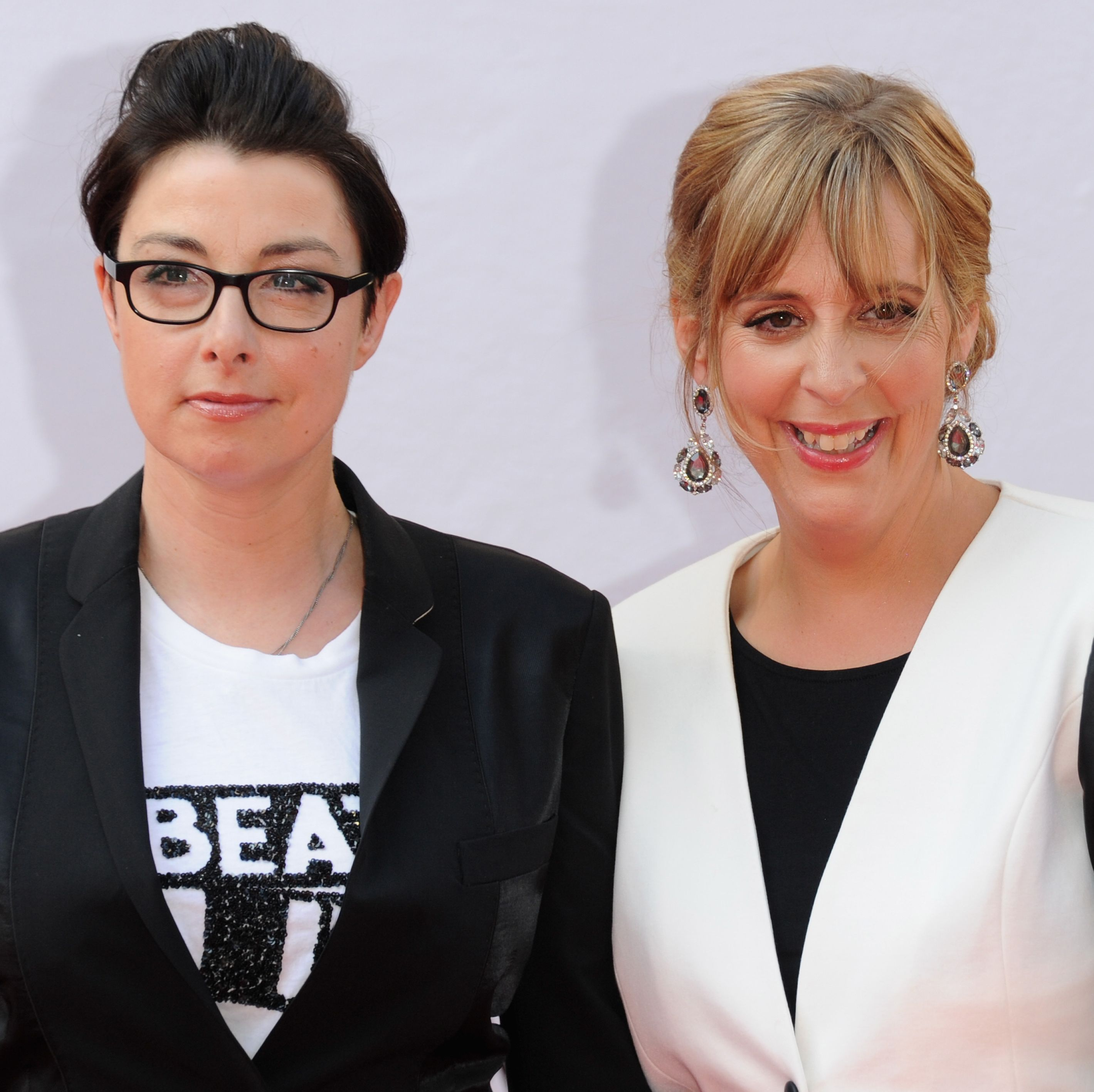 Great British Bake Off's Mel and Sue tease reunion on new show