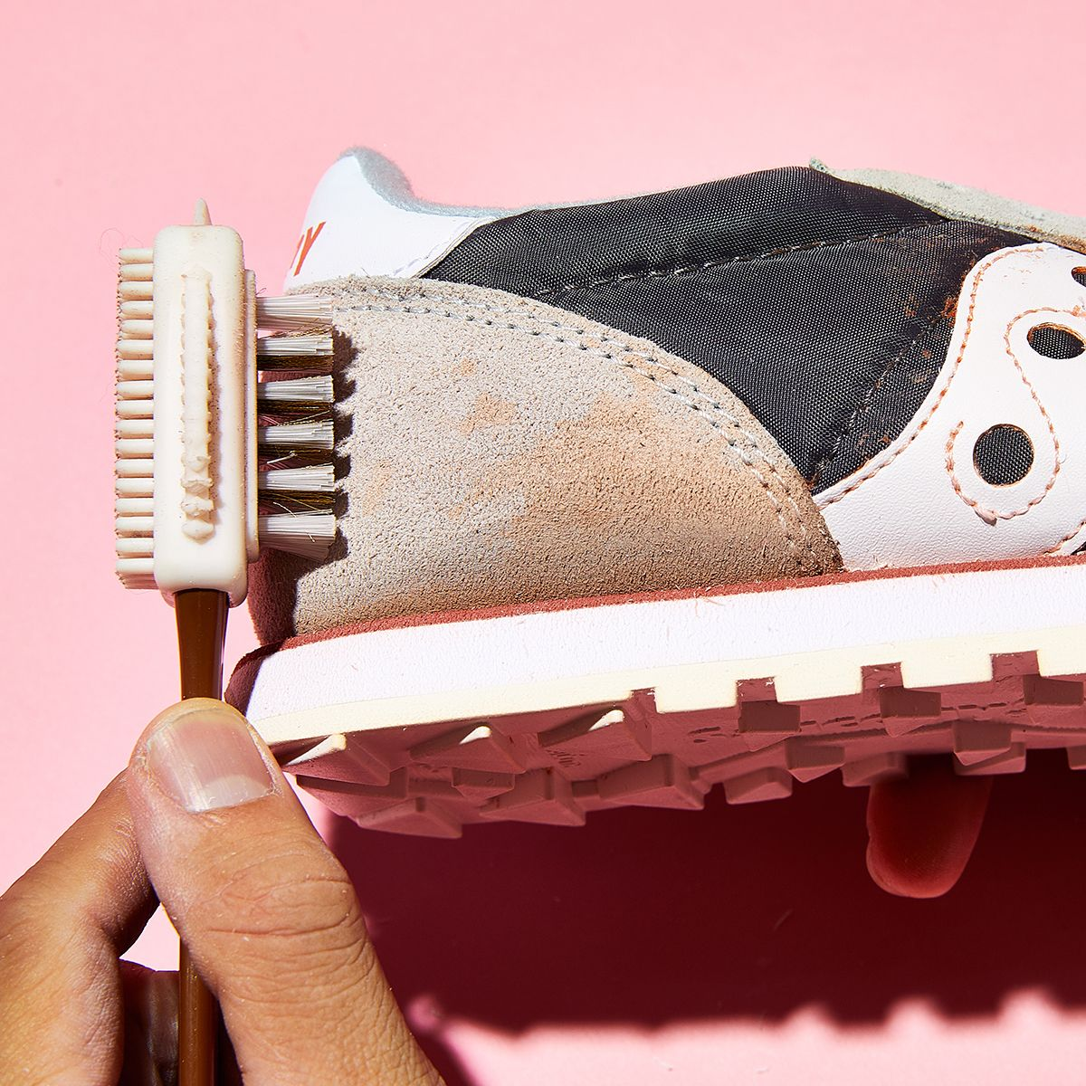 How To Clean White, Suede, Mesh Sneakers