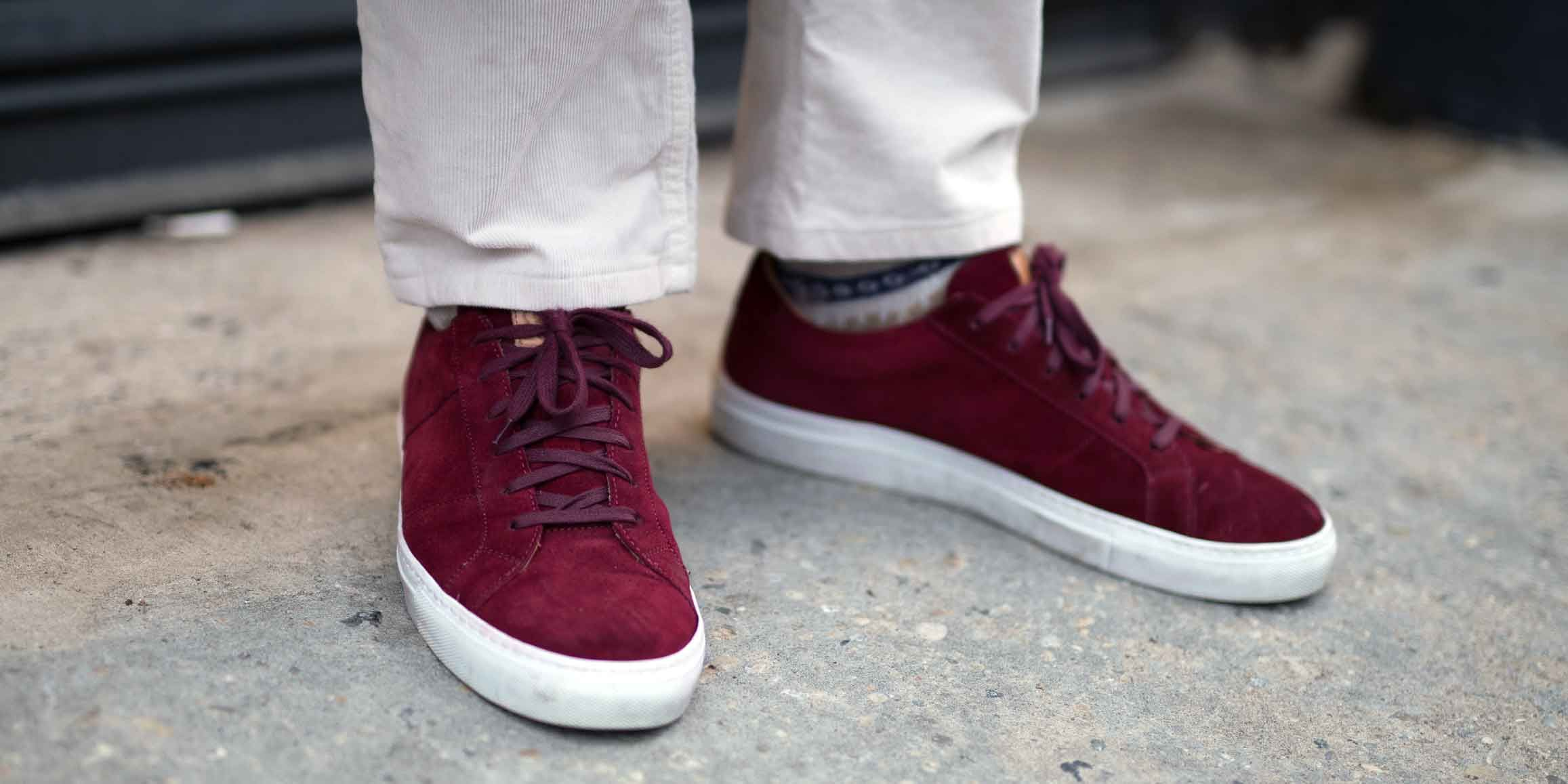 Best 2018 Sneakers Men Suede For Spring And Summer Shoes 11 GMqSzVUp