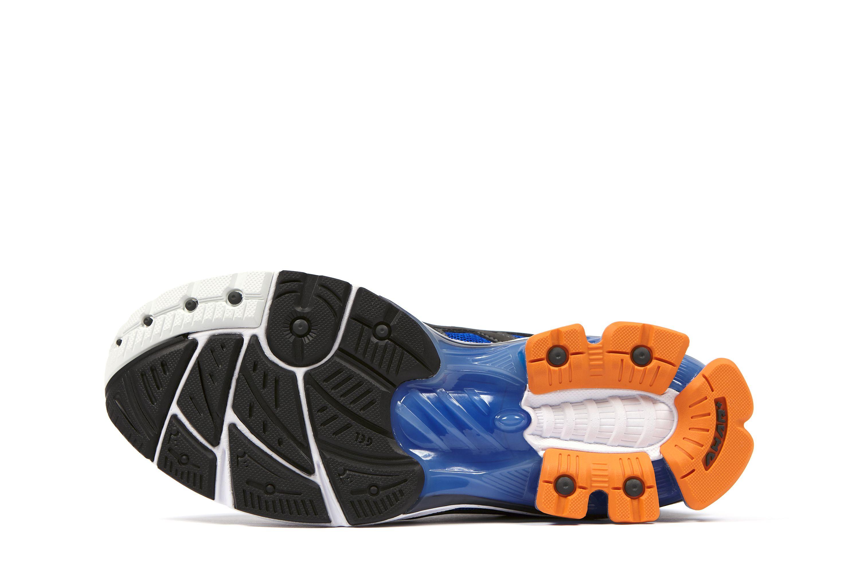zapatillas asics clasicas azul