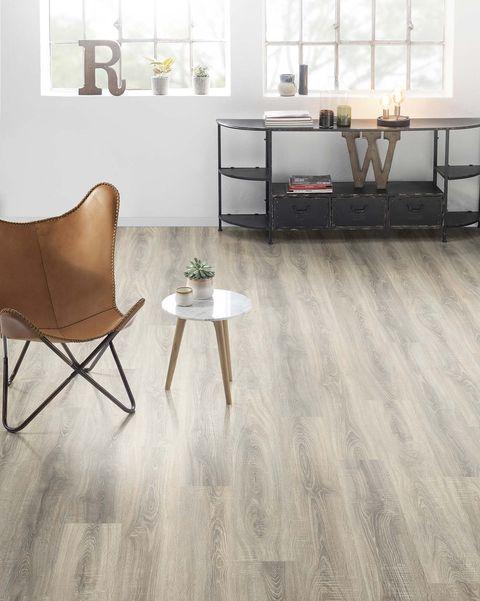 suelo de madera laminado roble bardolino gris