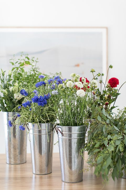 fourth of july floral arrangements