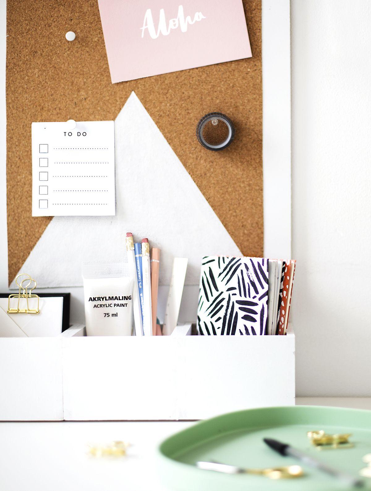 Organize Office Ideas