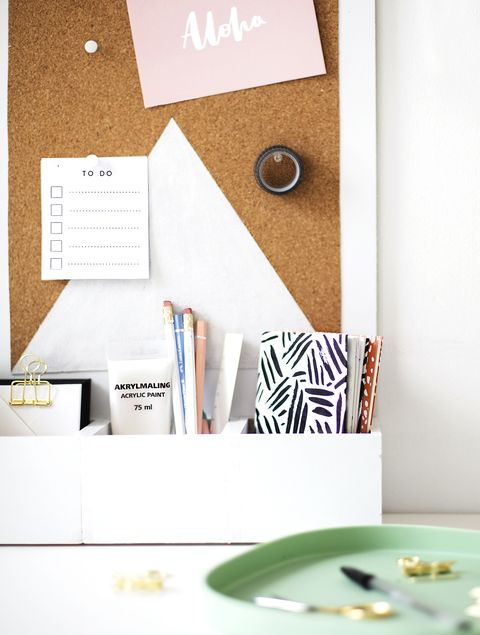 16 Easy Desk Organization Ideas How To Organize Your Home