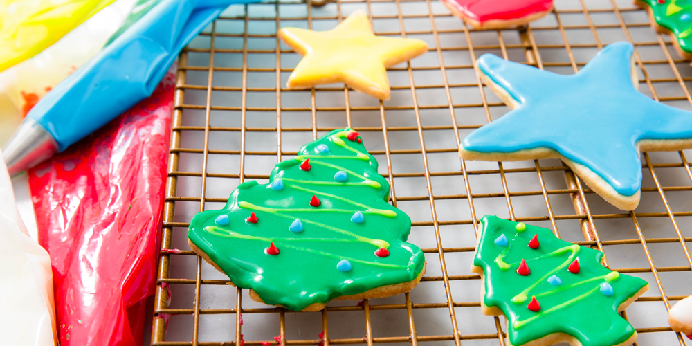 Christmas Cookie Icing.Sugar Cookie Icing