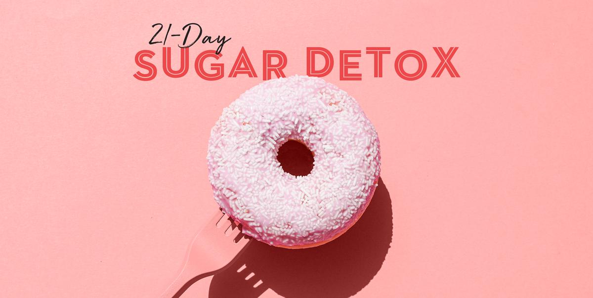 Эта 21-дневная программа детоксикации сахара изменит вашу жизнь всего за три недели
