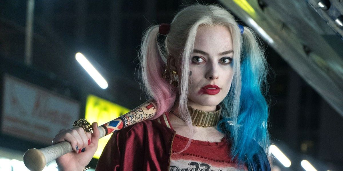 First look at Margot Robbie's Harley Quinn in The Suicide Squad