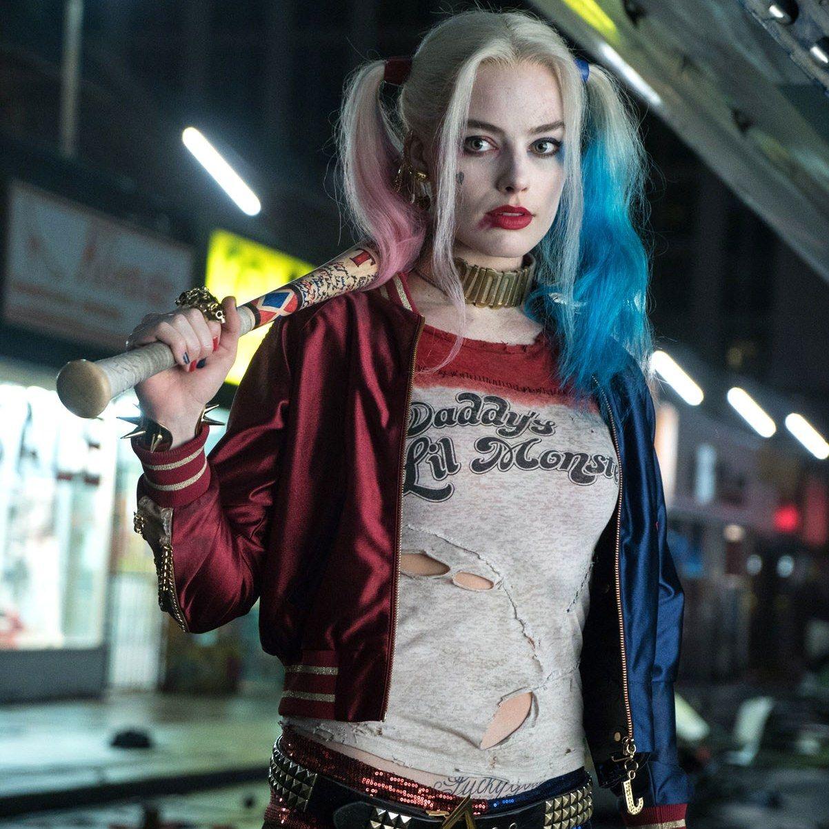 Harley Quinn Fans Spot Easter Egg In New Birds Of Prey Poster
