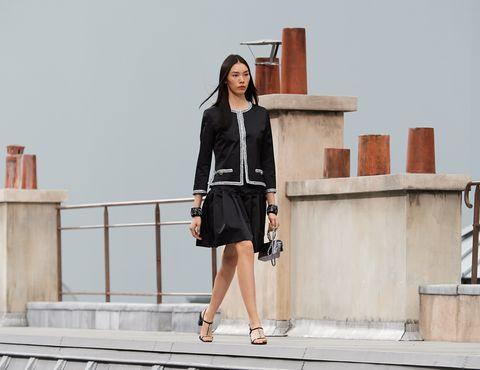 シャネル,Chanel,スーツ,2020春夏,コレクション
