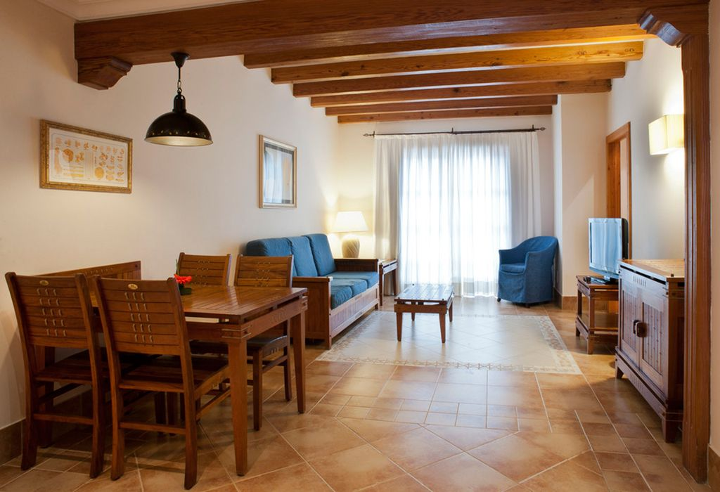 Suite de PrincesaYaiza, mejor hotel familiar de España