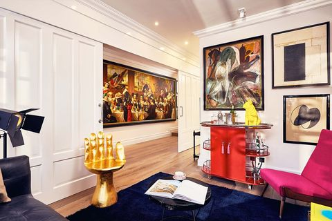 Pulitzer hotel Amsterdam interieur