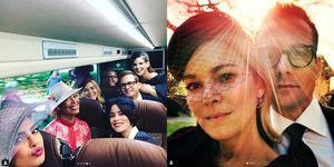 Suits-cast royal wedding, instagram