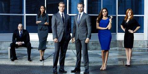 Suits Tv Show Trivia Spoilers Facts Things You Didn T Know About Meghan Markle S Suits