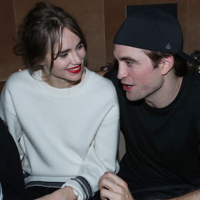 Pattinson real instagram robert The Real