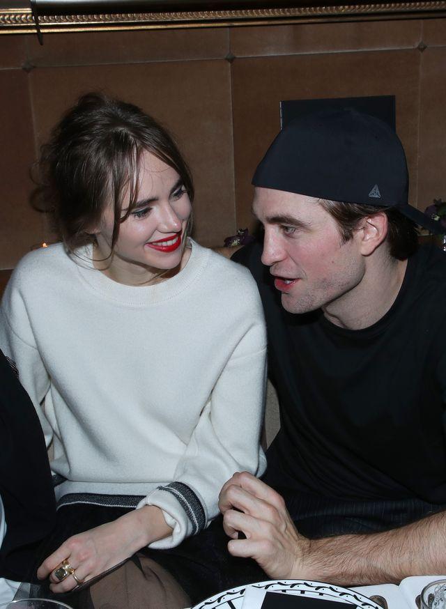 Pattinson girlfriends