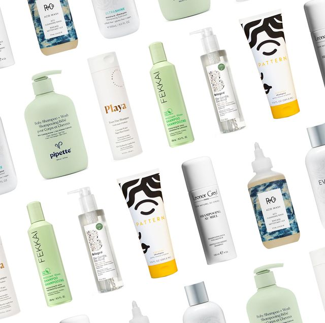 best sulfate free shampoos for all hair types