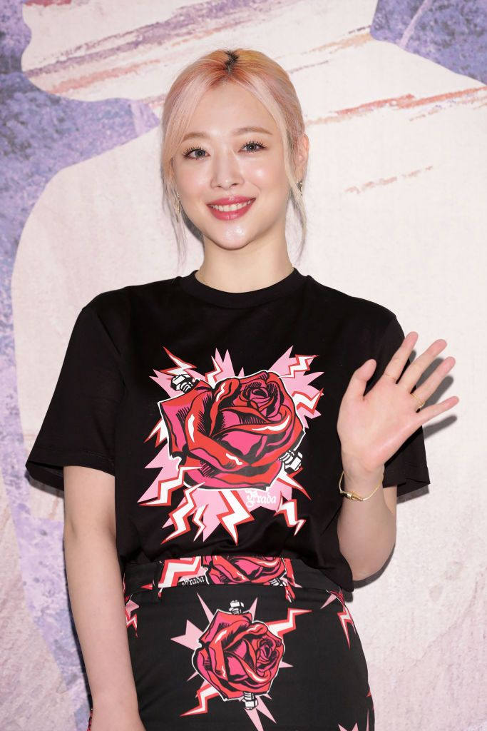 K-pop star Sulli has been found dead in her home