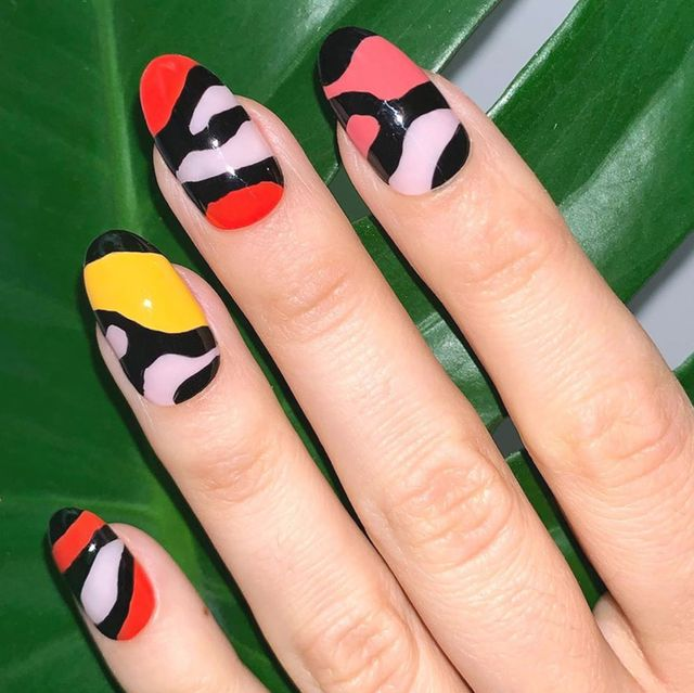 Nail Trends Halloween 2020 20 Summer Nail Trends and Design Inspo for 2020