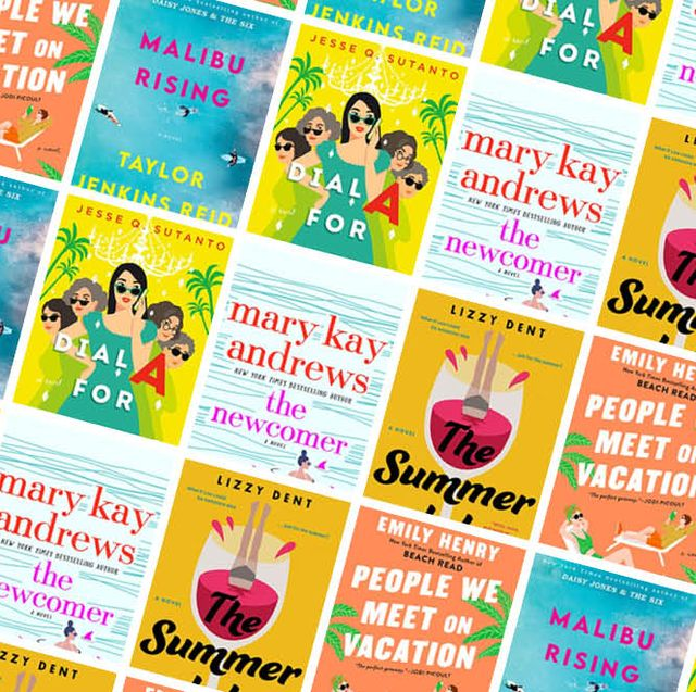 summer beach reads country living 2021
