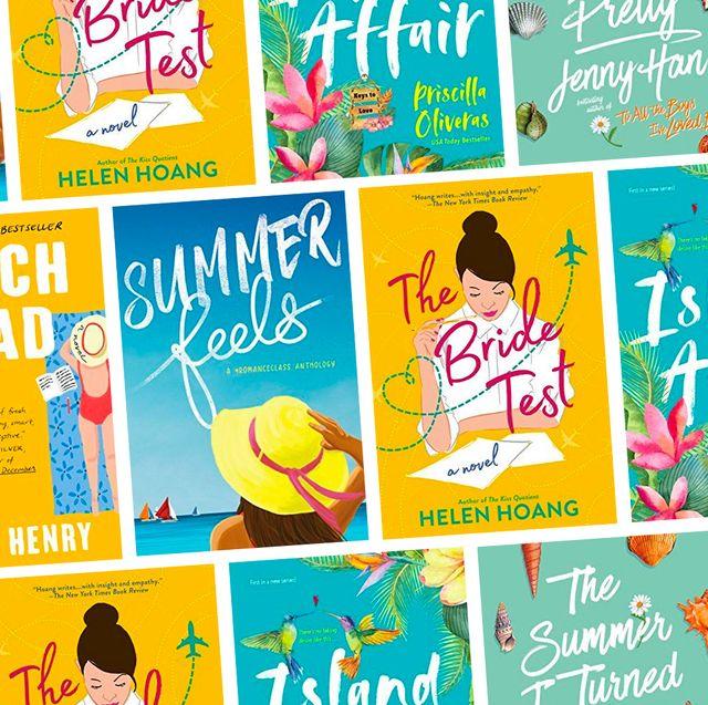 books about summer romance