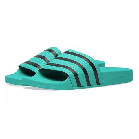 Footwear, Turquoise, Green, Blue, Shoe, Flip-flops, Aqua, Slipper, Sandal, Sneakers,