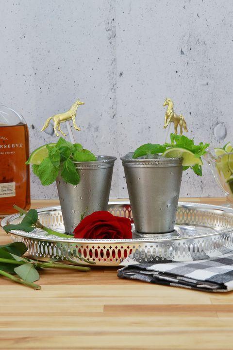summer cocktails mint julep recipe