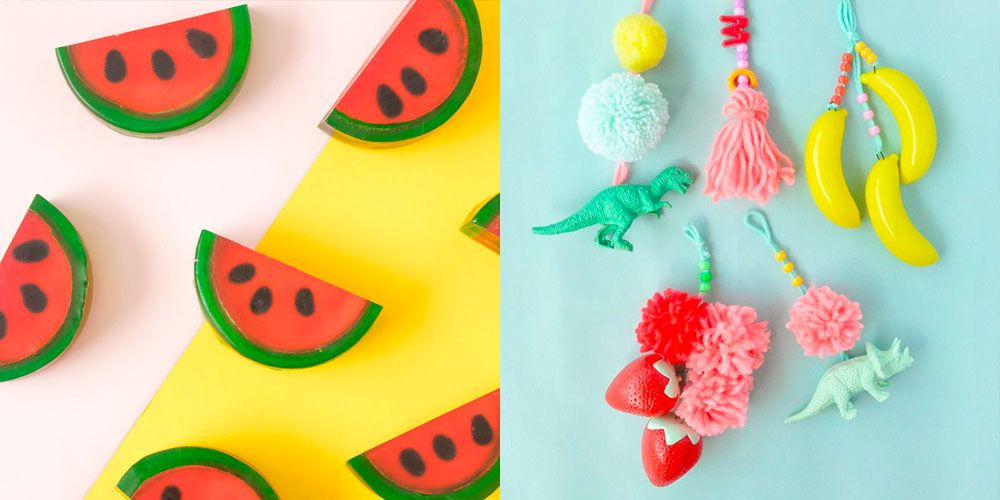 25 Summer Crafts That Keep Your Kids Busy And Happy All Summer Long Best Summer Crafts For Kids