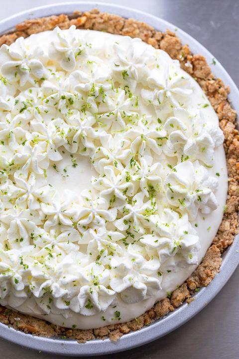Dish, Food, Cuisine, Cream pie, Ingredient, Pie, Tart, Cake, Dessert, Baked goods,