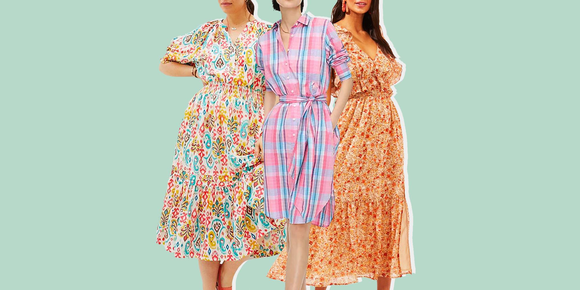 short frock fashion summer dresses