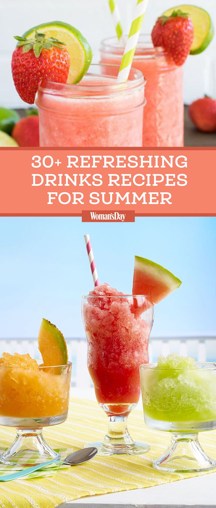 Best Non Alcoholic Summer Drinks Best Summer Drink Recipes