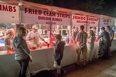 yarmouth clam festival