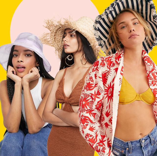 20 Cute Summer Hats For Women 2020 Shop Best Summer Hats
