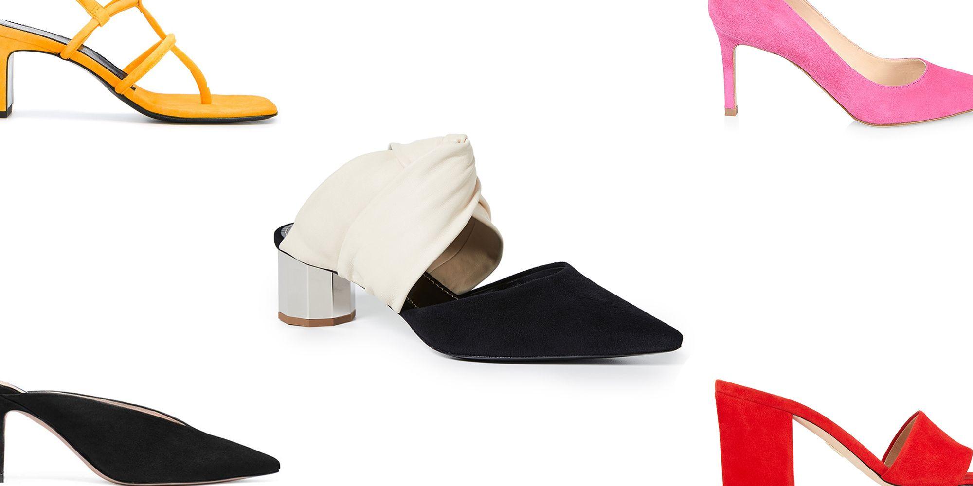 2ad3841be9f 23 Most Comfortable High Heels - ELLE.com Editors Pick Heels You Can ...