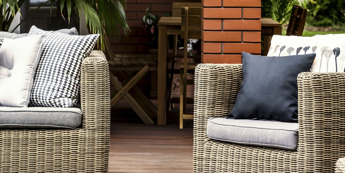 Best Outdoor Furniture 2021 Where To, Patio Sets With Sunbrella Cushions