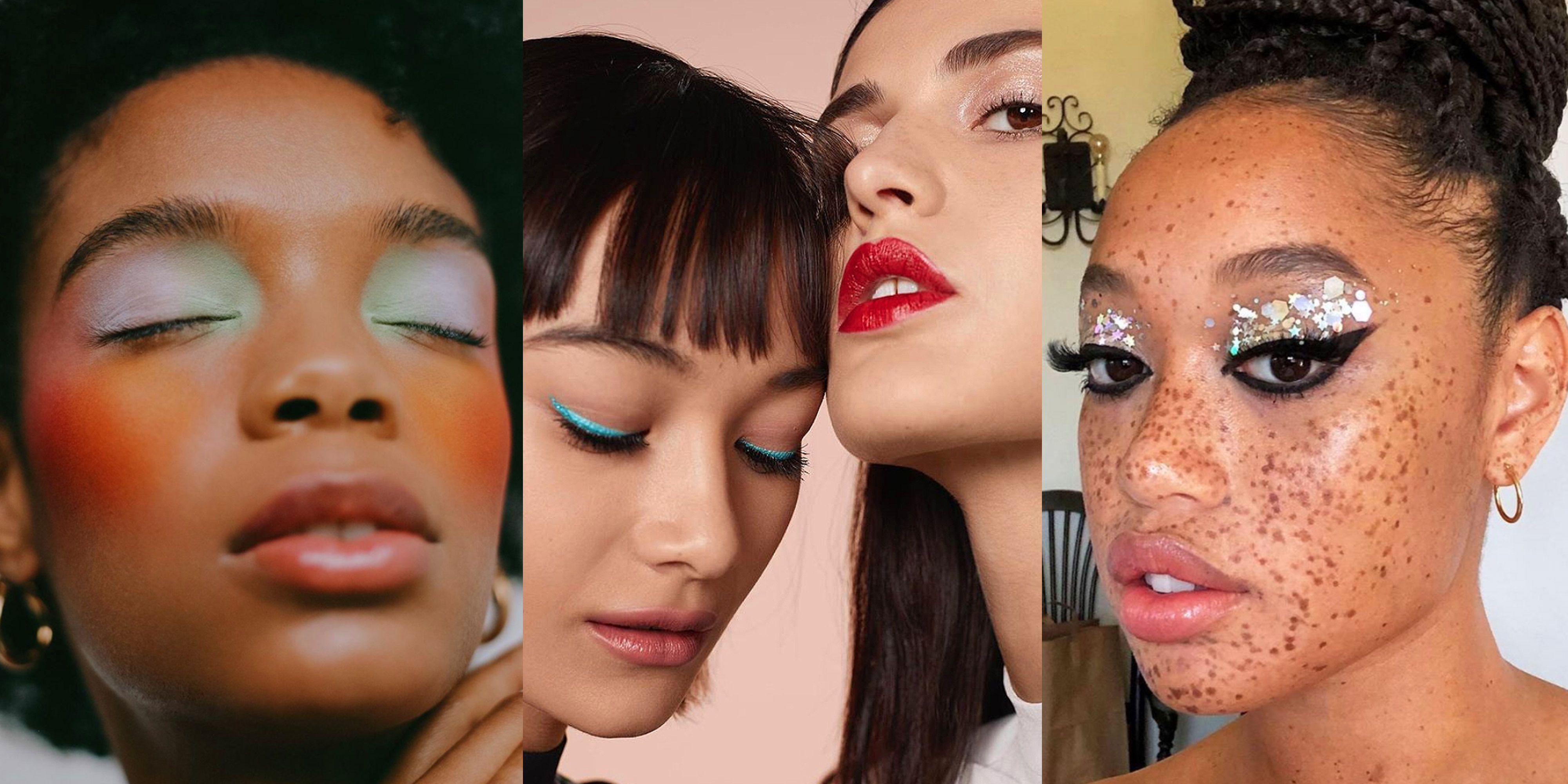 Pretty Summer 2020 Makeup Trends New