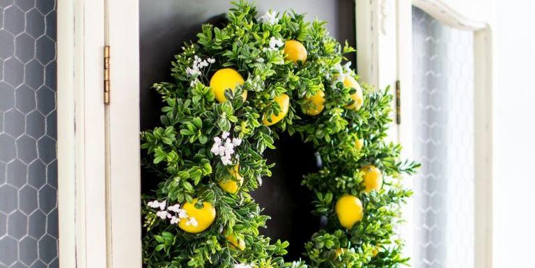 10 Best Summer Wreaths In 2018 Summer Wreath Ideas For Front Doors