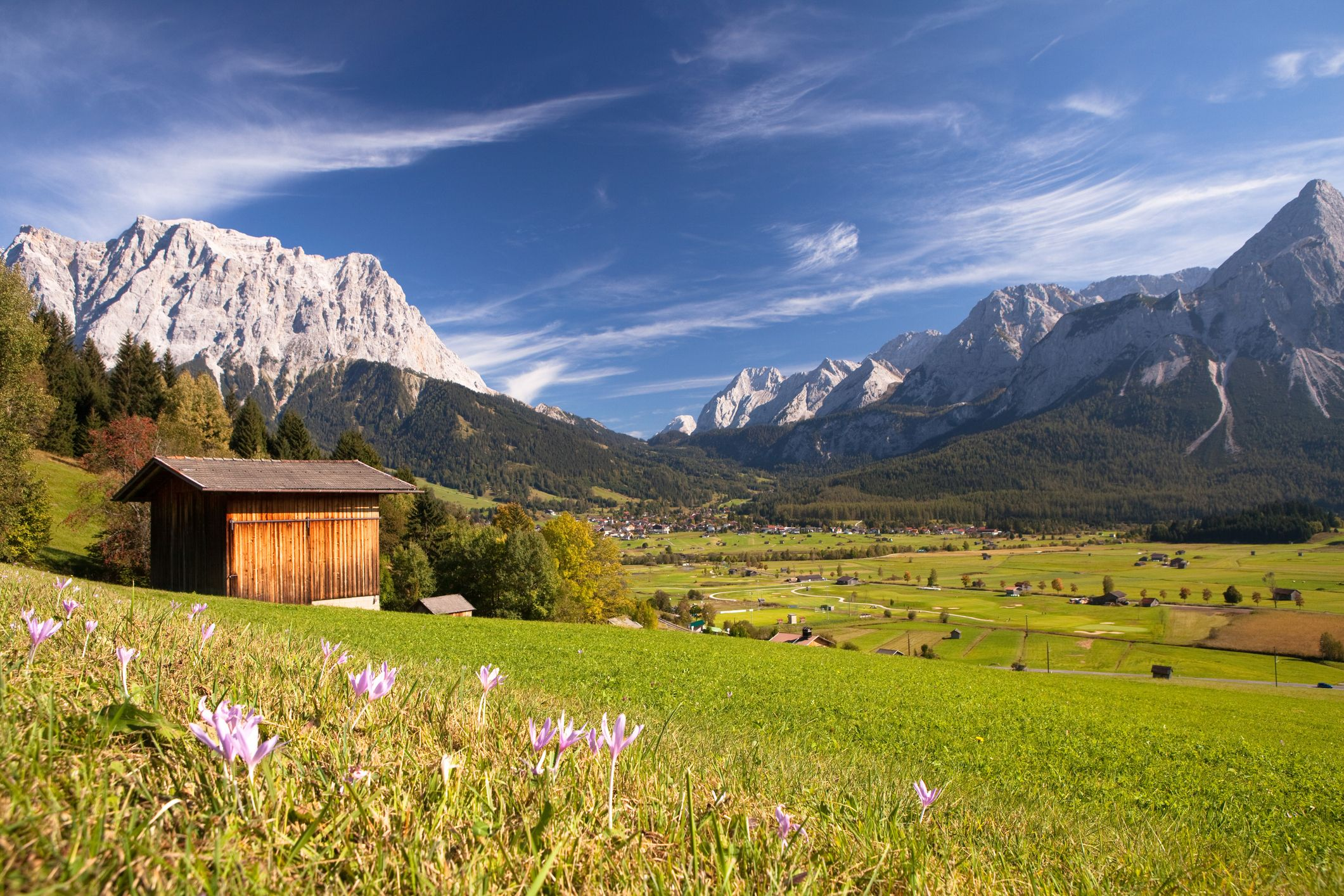 These impossibly pretty photos of Austria's countryside will make you want to visit