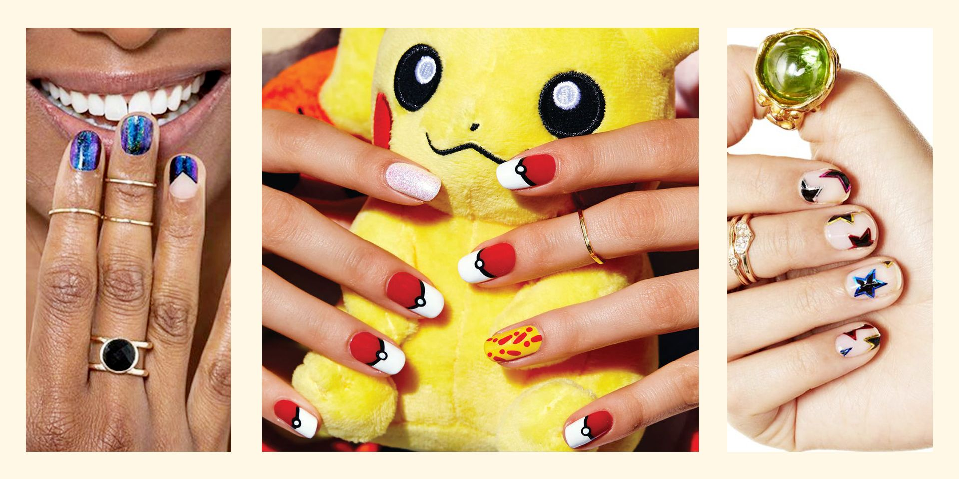 Summer Nail Designs 2019 , Best Summer Nail Art and Trends