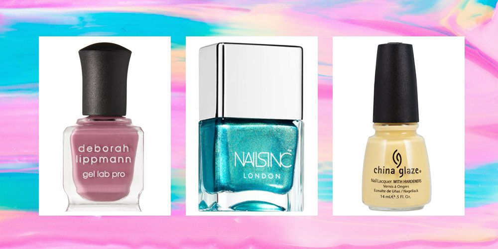 12 Summer Nail Polish Colors - Trendy Nail Shades for Summer 2018