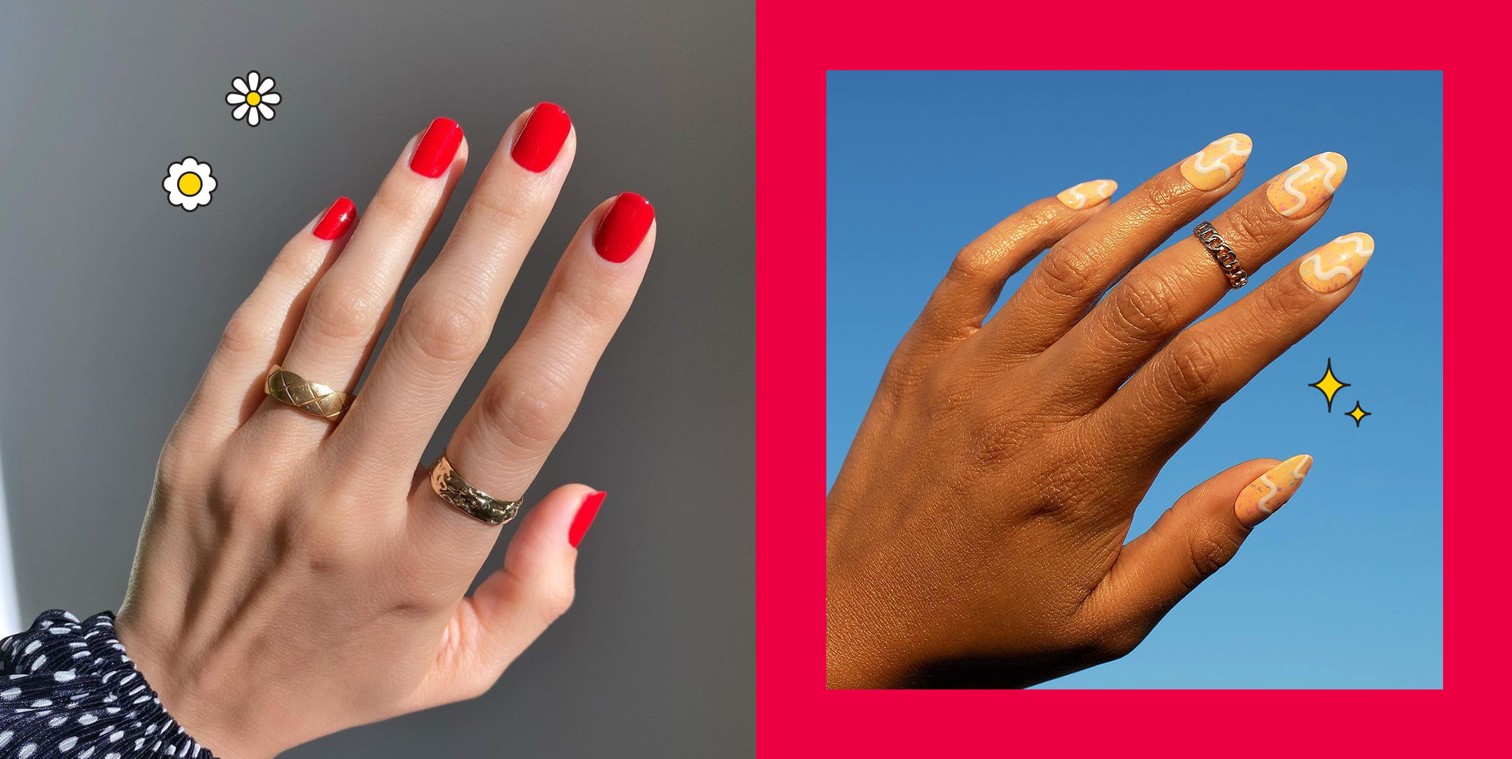 17 Summer 2021 Nail Trends Worth Trying RTFN