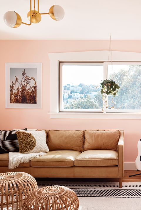 summer paint color ideas, benjamin moore first light
