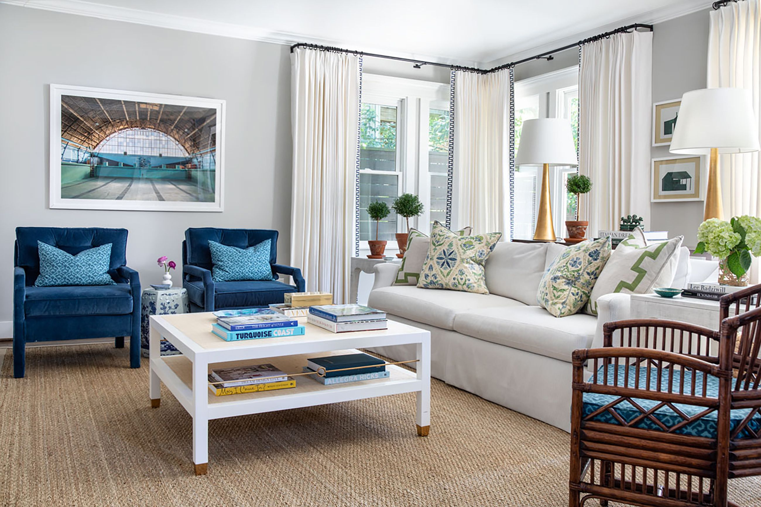 14 Best Summer Color Trends for 2020 - Paint Colors to Try in Your Home  This Summer
