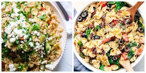 Summer Pasta Salad Recipes