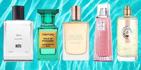 If The Closest You Ve Got To A Holiday Is Day Trip Cleethorpes Don T Worry We Picked Best Summer Perfumes So Can Smell Like Beach