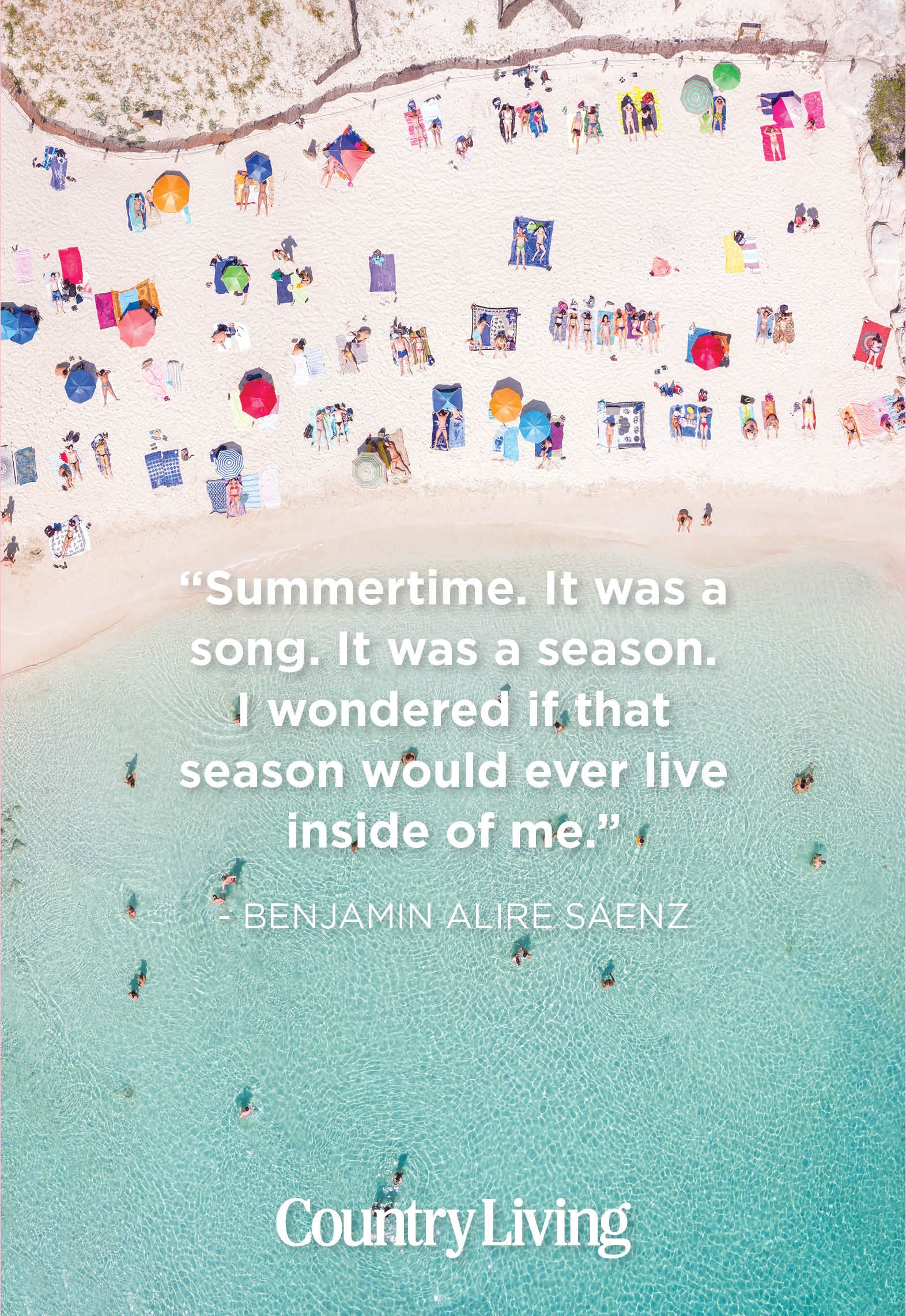 10 Best Summer Quotes - Inspirational Warm-Weather Sayings