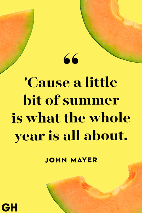 Summer Quotes John Mayer