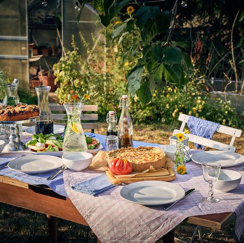 Summer recipes that make the most of British produce