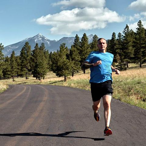 Running, Outdoor recreation, Jogging, Recreation, Long-distance running, Individual sports, Sports, Ultramarathon, Exercise, Tree,