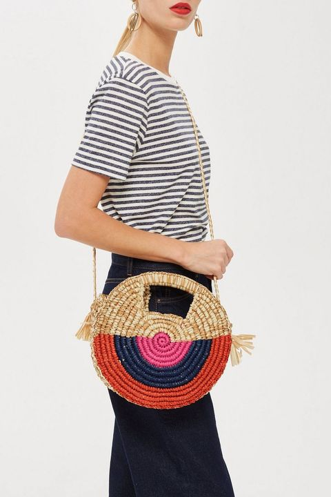 Summer sale trends - straw bag
